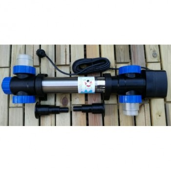Lampada UVC INOX 55 watt