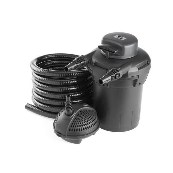 PondoPress Set 5000 – Kit Filtro a pressione con lampada UVC