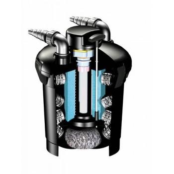 Pontec PondoPress 15000 – Kit filtro a pressione con UCV 11Watt
