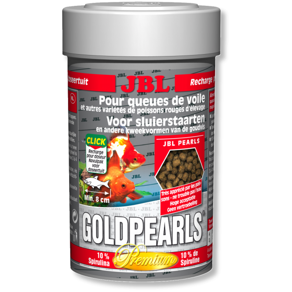 JBL GOLDPEARLS 1 Lt pari a 600 gr